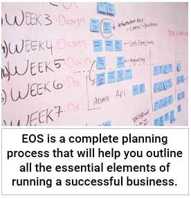 EOS is a complete planning process