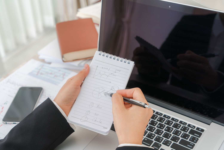 Handwrite a to-do list