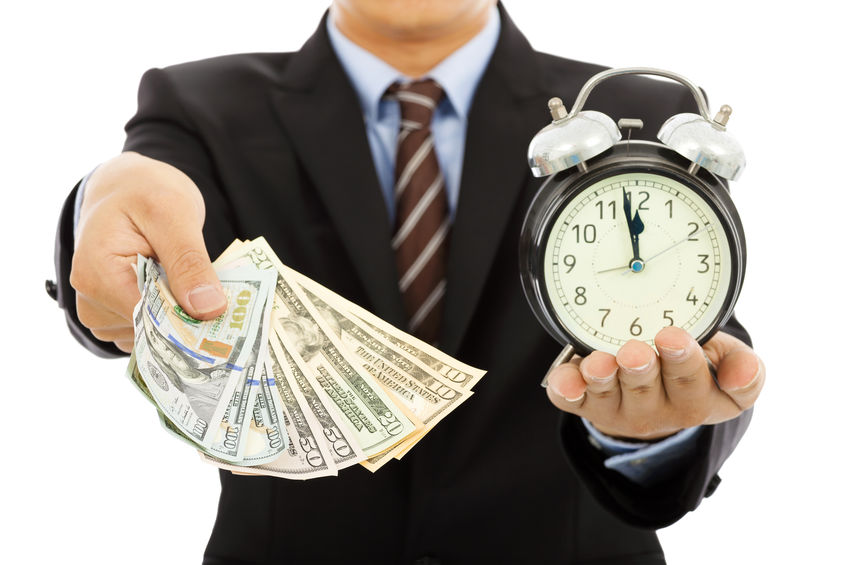 The happiest people spend money to buy time