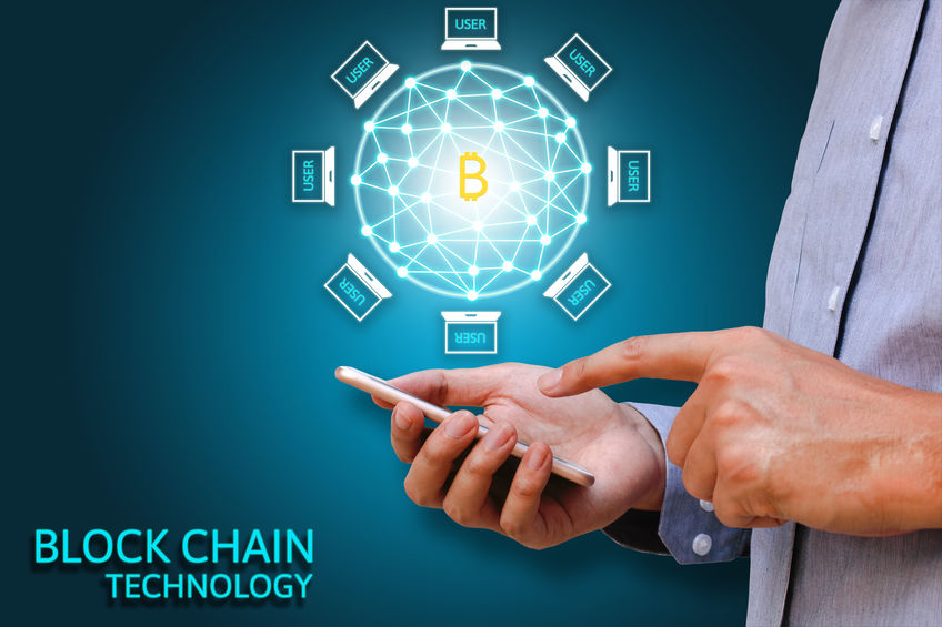 Blockchain technology is distributed