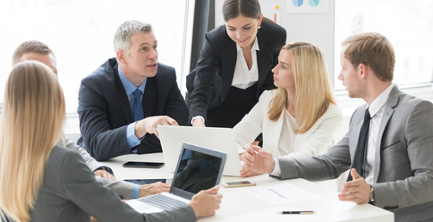 Compulsory questions in all team meetings