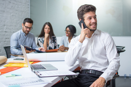 Categorize your business contacts